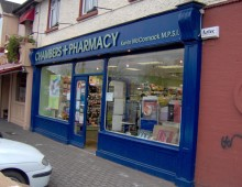 Pharmacy Shop Front Dublin