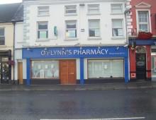 Shopfront O'Flynns-Main-St-Ardee