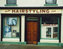 Shop front Preservation – O'Neill Street – Carrickmacross