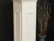 Wooden Pedestal and display stand