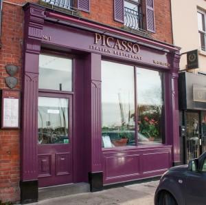 Picasso Italian Restaurant - Vernon Avenue, Clontarf
