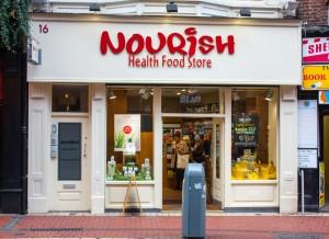 Nourish - Wicklow St., Dublin 2