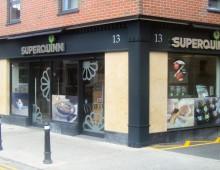 Shopfront: Superquinn Orwell Road