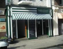 Shopfront: Sheridans Cheesemongers Dublin || Laurel Bank Joinery