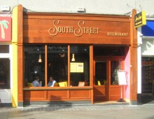 Shopfront : South Street Restaurant, South Great Georges Street, Dublin 2