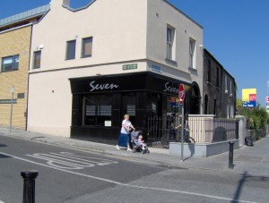 Shopfrotn Stoneybatter, Dublin