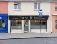 Shop Front: Pure Bliss, Trim, Co. Meath