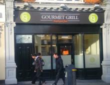 Shopfront – Gourmet Grill, Rathmines, Dublin || Laurel Bank Joinery