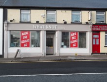 Shopfront Versatility: Carrickmacross, Co. Monaghan