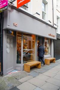 Shopfront South Anne Street Dublin 2