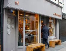 Shop Front: Coffee Angel – Dublin
