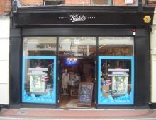 Shopfront, Kiehls, Wicklow Street, Dublin 2