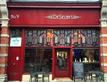 DeSelby's Shopfront – Camden St. Dublin 2 – Laurel Bank Joinery