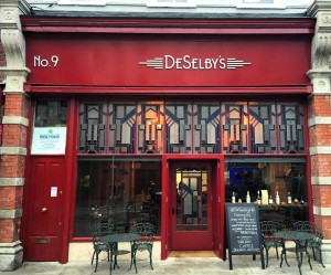 Deselby's Shop Front Camden Street