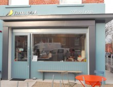 Shop Front – Modern and Minimal – Laurel Bank Joinery