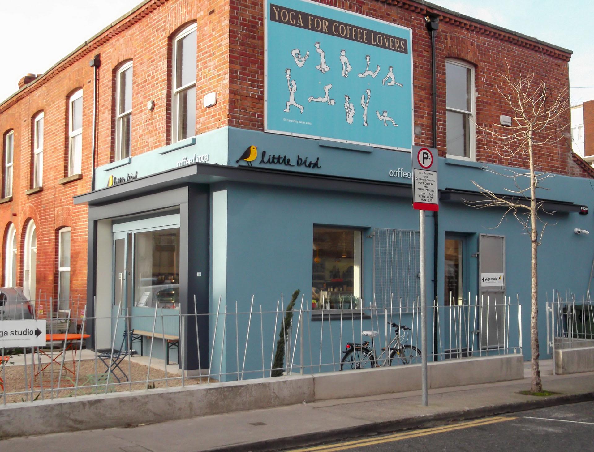 Shop Front Modern And Minimal Laurel Bank Joinery Shop