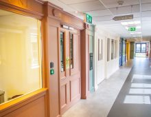 Shop Fronts –  Bloomfield Care Centre Dublin – Laurel Bank Joinery