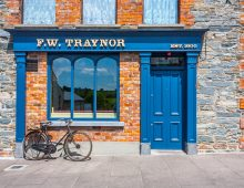 Shopfront – Traditional Irish Shop front