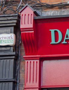 Shop Front Dublin Corbel Detail