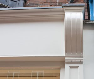 Shop Front Wicklow Street Kitchen Whisk Corbel Detail