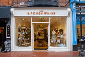 Shop Front Wicklow Street Kitchen Whisk Front