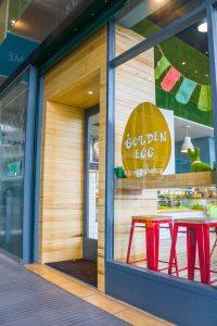 Shop Front - Entrance Side Sweet and Green Dundalk