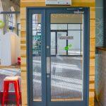 Shop Front - Inside Entrance Sweet and Green Dundalk
