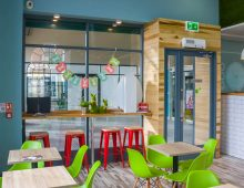 Shop Front – Sweet and Green