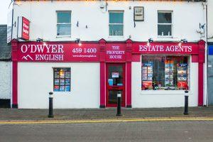 Shop Front Clondalkin O'Dwyer English