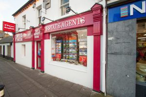 Shop Front Clondalkin Side View right