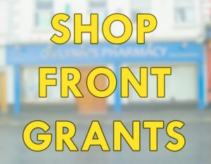 SHOP FRONT GRANTS