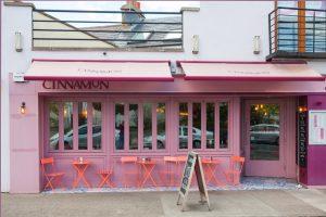 Shop Front with Bi-Folding Windows - Laurel Bank Joinery - Cinnamon Monkstown -Dublin