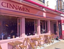 Bi-Folding Windows Shop Front – Cinnamon Monkstown