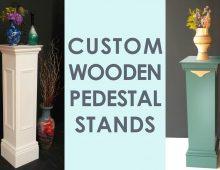 Custom Pedestals and Columns