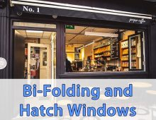 Bi-Fold and Hatch Windows