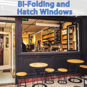 Hatch Windows and Bi-fold Windows Square