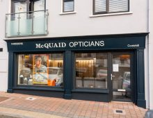 Shopfront Signage Opticians