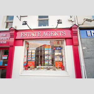 Image of an Irish Shopfront - O'Dwyer English Estate Agents Clondalkin
