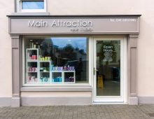 Shop Front Louth Hair Salon