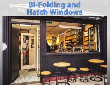 Bi-Fold Shop Front Windows