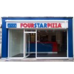 Image of a Shop Front in Dublin of Four Star Pizza - Ballsbridge