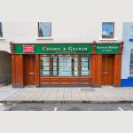 Image of a Irish Shop Front - Crosbie and Graham Auctioneers Cavan
