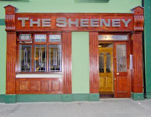 Thumbnail Image of a Wooden Shop Front in Meath - The Sheeney Pub Kells