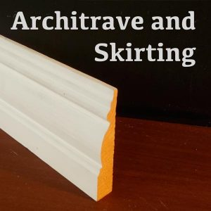 Image of Architrave and Skirting board