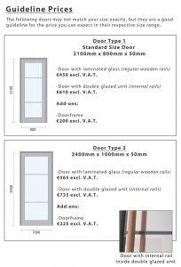 Crittal Door Prices